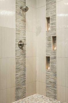 Best Of Modern Shower Tile Design . Bathroom Shower Designs Hgtv with Image Modern Bathroom Modern Shower, Modern Bathroom, Small Bathrooms, Tile Bathrooms, Mosaic Bathroom, Minimalist Bathroom, Bathtub Tile, Bathroom Cabinets, Bathroom Vanities