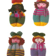 Japtrap-poppe Crochet Hats, Toys, How To Make, Crocheted Hats, Games, Toy