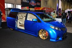 Toyota reveals 6 extreme vehicles at 2016 SEMA Show [Live Photos]