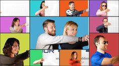 A new trendy and beautiful way to promote & reveal your Logo, product or service!   Download After Effects project: http://tinyurl.com/k3yxg8f Synthesize your logo through 12 young people (6 men and 6 women) in a multiscreen environment with modern lines and window colors of your choice! Use as a Video Intro or as a tool in your tv advert to reveal your product's packshot!  Also suitable for volunteering and awareness campaings!   SPECS:   Reveal your Logo / image or video! Easy ba...