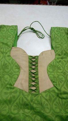 Chudithar Neck Designs, Chudidhar Designs, Salwar Neck Designs, Kurta Neck Design, Saree Blouse Neck Designs, Neck Designs For Suits, Sleeves Designs For Dresses, Neckline Designs, Dress Neck Designs