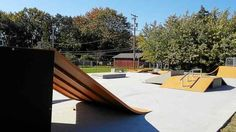 The city of Mentor will hold a ribbon-cutting ceremony Oct. 14 for the new BMX skatepark.