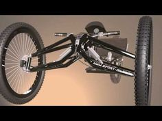 Explorer II - www.offroadhandcycle.com - for disabled - YouTube