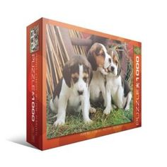 more cute beagle puzzles