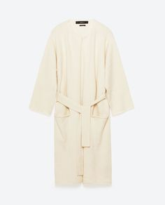 LIMITED EDITION CASHMERE COAT