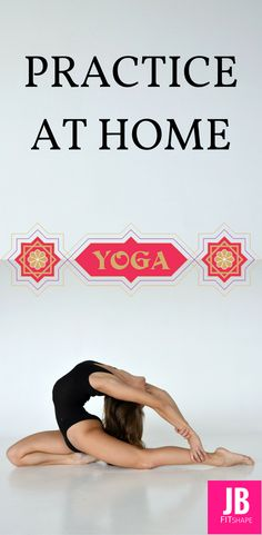 YOGA AT HOME Practicing Yoga at Home | Yoga | Inspiration https://jbfitshape.wordpress.com/2017/07/25/yoga-in-home/
