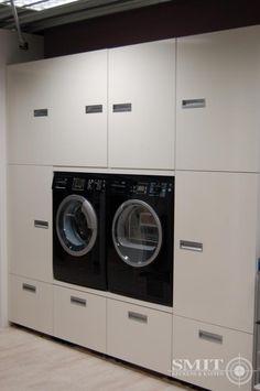 kastenwand wasmachine - Google zoeken