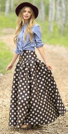 Waltzing Matilda Ball Skirt Brown
