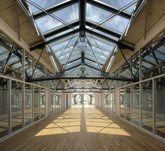 The New Warehouse Depot / Heinrich Böll Architect