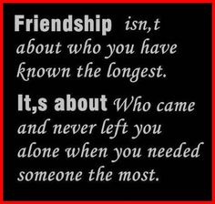 Friendship Quotes... Keeping ut 100