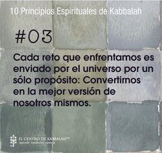 10 principios espirituales de Kabbalah 3/10