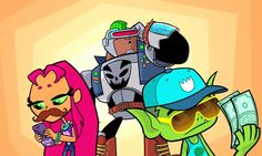 Teen Titans Go! – 'Cool School' Preview Clip and Images