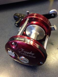 Abu Garcia Ambassadeur 6500 TCST Trophy Collection Catfish Reel Made in Sweden   eBay