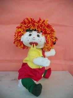 Bebe Emília Cabeça,braço e pernas articulada facebook:Arts Nancy