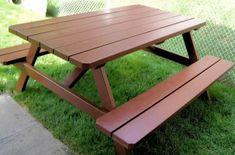 PIC65 cedar picnic table