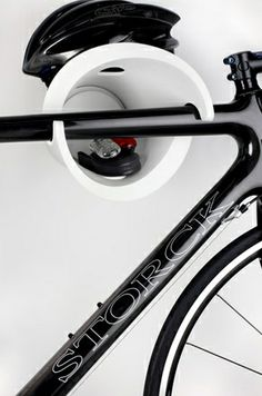 Bicycle Wall Mount | Mission Bicycle Company