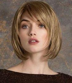 Corte de cabello para la cara redonda