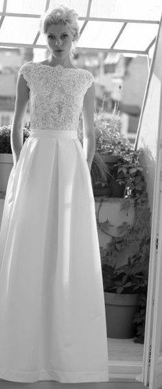51 Ideas For Flowers Fashion Quotes Modest Wedding, Wedding Dress Styles, Elegant Wedding, Perfect Wedding, Bridal Dresses, Wedding Gowns, Dream Wedding, Yes To The Dress, Bridal Looks