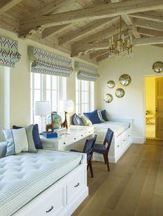 Feeling Blue - Design Chic #Homes #HomeDecorators #BedroomIdeas