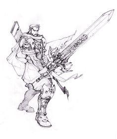 Garrison - Battle Chasers