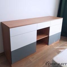 comoda tv mare Office Desk, Corner Desk, Tv, Interior, Furniture, Home Decor, Homemade Home Decor, Desk, Indoor