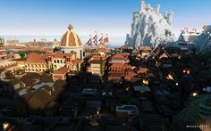 Game of Thrones locations recreated in Minecraft - 16 of 17