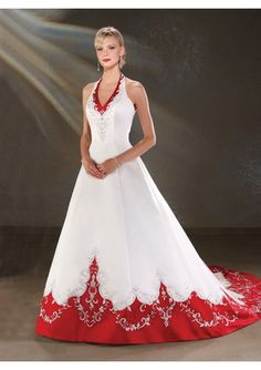 Country Western Fashion on Colors In Bridal Gowns   Fashion Apparel