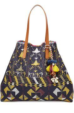 XZWEI Girls Canvas Shoulder Tote Handbags Funky Heavy Beach Bag Purses