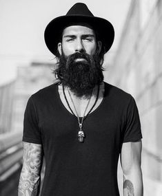 811fc9a7201 96 Fascinating Hats and beards images