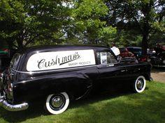 1953 Chevy Sedan Delivery