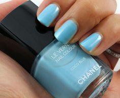 Les Jeans de Chanel: Coco Blue