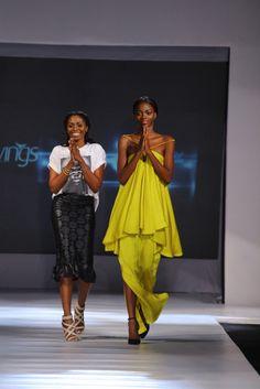 Bridget Awosika @ Lagos Fashion & Design Week 2013 – Day 3 (Lagos ...