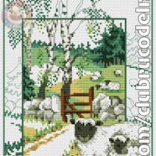 Gallery.ru / Все альбомы пользователя denise10 Cross Stitch Flowers, Cross Stitch Patterns, Outdoor Structures, Cross Stitch, Throw Pillows, Scenery, Projects, Cross Stitch Designs, Counted Cross Stitch Patterns