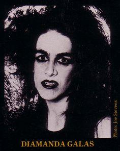Diamanda Galas, Live, Berlin, April 1st 1983