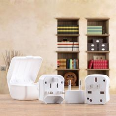 Portable Universal Travel Power Adapter #Adapter, #Portable, #Travel, #Universal