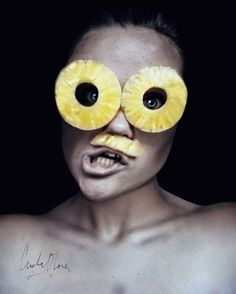 Fruity Self Portrait Photography examples by Old Cristina Otero