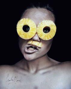 Les Autoportraits fruités de Cristina Otero (6)