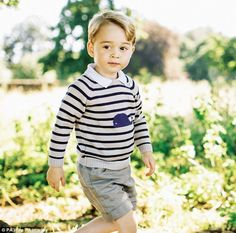 The Duchess of Cambridge is rarely seen with a mobile phone but her photographs of Prince George and Princess Charlotte can be found on the Kensington Palace Instagram account