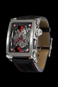 BRM BRT RED, BRM Timepieces and Luxury Watches on Presentwatch