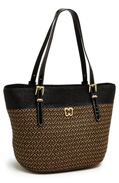 Free shipping and returns on Eric Javits Squishee® Tote at Nordstrom.com. Adjustable leather straps trim a breezy straw-look tote crafted from flexible Squishee® material that easily packs away then springs back to its original shape.