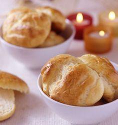 Petits pains au lait moelleux - Recettes de cuisine Ôdélices