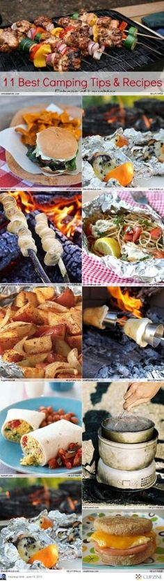 EASY Camping Recipes by jolene