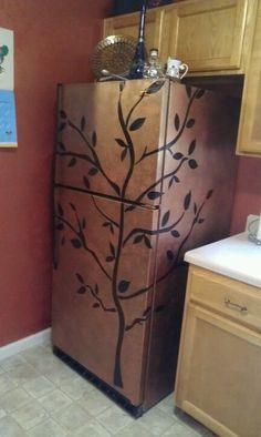 fridge tree   DIY for Life