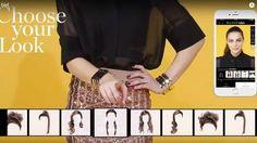 """L'Oréal lance une seconde app beauté pour les cheveux : """"STYLE MY HAIR"""""""