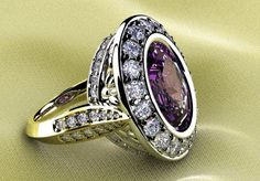 When I am an old woman I shall wear purple #poetry, Jenny Joseph. @bresco_diamonds