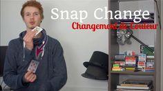 Snap Change: Le Changement de Couleur Revu !