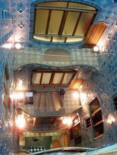 The Masterpiece of Architecture- La Pedrera -Barcelona - Photo Stackz