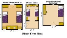 Rivers Floor Plan