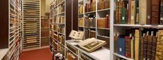 Field Museum - Rare Book Room