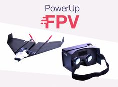 Live Streaming Paper Airplane Drone Controlled by your cell phone and Google Cardboard.  The low cost virtual reality headset.  Way Cool!!  Follow link to read about this kickstarter project.